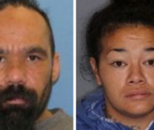 Police say Raymond Mosley and Sade Bachop should not be approached. Photo: NZ Police