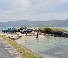 A new project will stop parking at Wellers Rock in a bid to protect the historic site. PHOTO:...