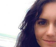 Kelsi Wood died trying to save her child from a rip at a Baylys Beach in Northland. Photo:...