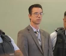 Auckland lawyer Andrew Simpson was sentenced to prison for 2 years 9 months on money laundering...