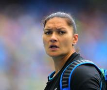 Dame Valerie Adams has qualified for her fifth Games after returning to competition this year...