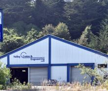 Valley Crates & Engineering has been in operation in Dunedin for 21 years. PHOTO: PETER...