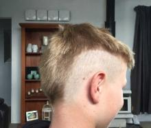 Our son Riley was desperate to have a mullet for NZ BMX Nationals at Easter, we weren't keen but...