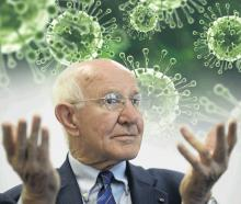 """In 2006, the Smithsonian Institute dubbed Balclutha-born Prof Robert Webster the """"Flu Hunter"""" for..."""