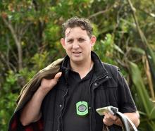 Dunedin man Eli Smith is relieved to be home after spending four days lost on Stewart Island....