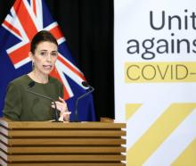 Prime Minister Jacinda Ardern is giving a special pre-Easter address to outline the next steps in...