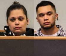 Ashley Winter (L) and Kerry Te Amo were found guilty of murder in the High Court at Auckland....