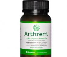 Promisia Integrative produces Arthrem - an arthritis medicine. Photo: Arthrem
