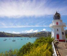 The Akaroa Lighthouse. Photo: Newsline / CCC