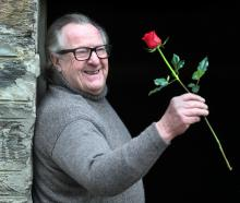 Award-winning florist Peter Johnstone has retired after 50 years in the industry. PHOTO: STEPHEN...