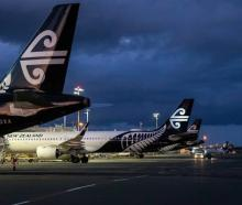 The Government has confirmed it is restricting seats on Air New Zealand flights because of...