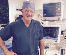 ​John Hyndman knows a lot about high-end machines for operating theatres. But he realised that...