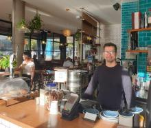 Eat cafe owner John David is looking to close down his restaurant, Cin Cin, now that he has been...