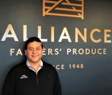Alliance Lorne- ville plant manager Shashank Pande is enjoying the Southland lifestyle. Photo:...