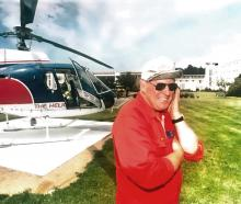 Te Anau pilot Bill Black died on Wednesday. PHOTO: SUPPLIED