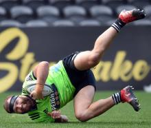 Highlanders hooker Liam Coltman has been named in the starting side for tomorrow's match against...
