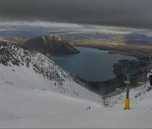 Ohau Snow Fields had a record opening day when the season kicked off. PHOTO: MIKE NEILSON