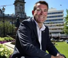 Dunedin list MP Michael Woodhouse. Photo: ODT files