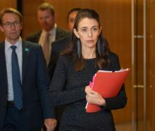 Prime Minister Jacinda Ardern and Director General of Health Dr Ashley Bloomfield,are set to...