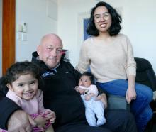 Clutha Mayor Bryan Cadogan is throwing his weight behind Filipina Balclutha resident Maia Matubis...