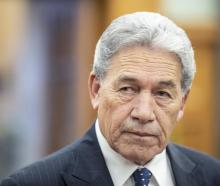 Deputy Prime Minister Winston Peters. Photo: File