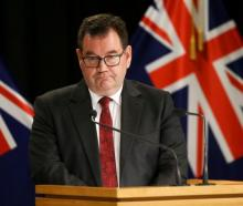 Finance Minister Grant Robertson. Photo: ODT