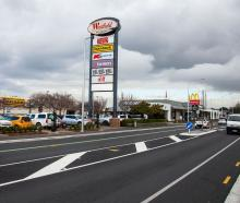 CHANGES LOOM: The city council could change the speed limit on the section of Riccarton Rd in...