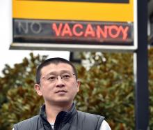 Allan Court Motel owner Peng Lee says moving back into Covid-19 restrictions is frustrating....