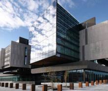 George Waaka Hadfield appeared in the dock at Christchurch District Court to plead guilty to a...
