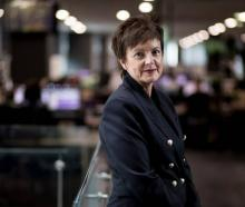 Westland Milk's outgoing chief executive Toni Brendish. Photo: NZ Herald