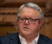 National Party deputy leader Gerry Brownlee Photo: Mark Mitchell