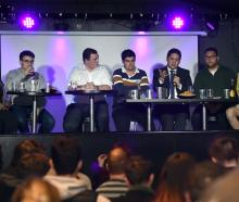 Candidates and youth wing representatives were grilled on policy and party records at the...