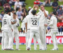 International cricket is set to return to New Zealand shores. Photo: Getty Images