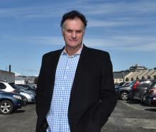 Dunedin city councillor Jules Radich is disappointed the council is not offering easy parking...