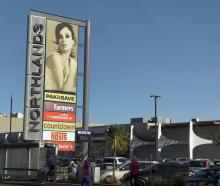 Northland Shopping Centre. Photo: File