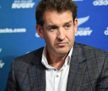 """NZR chief executive Mark Robinson says the wellbeing of players is """"incredibly important"""". Photo:..."""