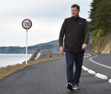 Otago Peninsula Community Board chairman Paul Pope says the community does not want speed limits...