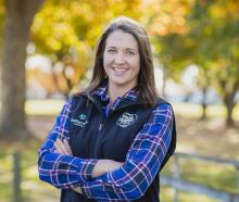Georgie Lindsay was the Tasman region representative in the 2019 FMG Young Farmer of the Year...