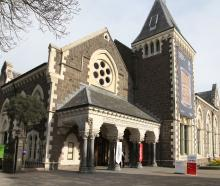 Canterbury Museum. Photo: Supplied
