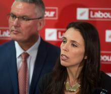 Prime Minister Jacinda Ardern and deputy leader Kelvin Davis. Photo: NZ Herald