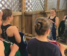 Maddie, Lucy and Eve Marshall are gearing up for highland dancing competitions which restart at...