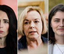 Jacinda Ardern, Judith Collins and Chlöe Swarbrick were the NZ female candidates with the most ...