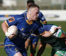 Otago's Slade McDowall is in line for a return to the team after missing 3 weeks for a high...