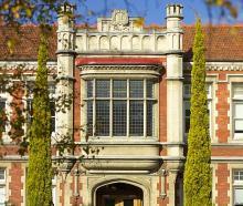 Otago Girls High School. Photo: ODT files