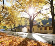 Arrowtown displays its autumnal grandeur. PHOTO: TRACEY ROXBURGH