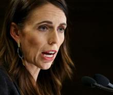Jacinda Ardern said the detection of the new community case is a sign the routine testing regime...