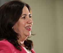 Queensland Premier Annastacia Palaszczuk. Photo: Getty