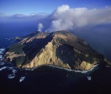Whakaari/White Island. Photo: Getty