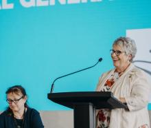 Gill Naylor has been elected national president of Rural Women New Zealand. PHOTO: RURAL WOMEN...