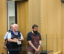 Kaine Van Hemert was jailed on Friday at the High Court in Christchurch for the December 31, 2019...